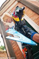 Ready to Rock - Tidus Cosplay by Leon Chiro by LeonChiroCosplayArt