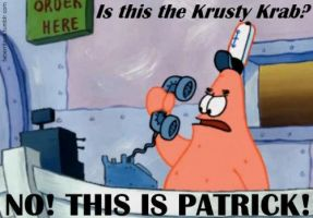 No, This Is Patrick! by Proud2BMe1936