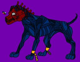 Hell Hound OC and Breedable by rtsbts