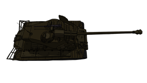 T26e4 / super-pershing by requin789