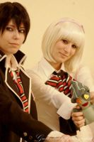 Rin and Shiemi Ao no exorcist by Yumii-Trancy