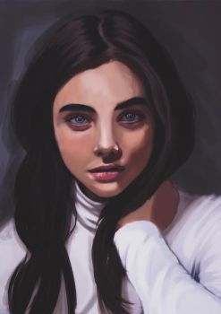 Some digital painting  by dappead89