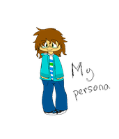 My persona :D by Mooui