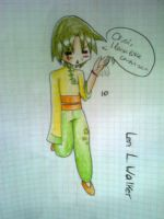 chinese clothed Len xD by chimchim892