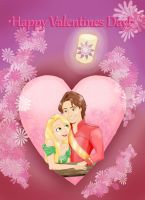 Happy Valentines Day by Paakil
