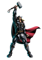 Thor 2 Vector by anubis55