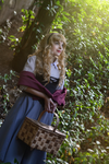 Sleeping Beauty - Briar Rose V by Cat-sama