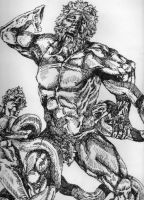 The Laocoon Group by HWolfer