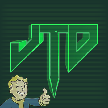 JayTeeDee Vault Boy Logo - April 11th Edit by JayTeeDee