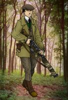 British Resistance - Sniper by SimonLMoore