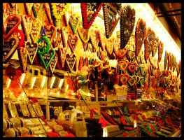 Candy Stall by LadyElleth