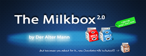 The Milkbox by galaxygui