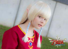Zelda - Legend Of Zelda Skyward Sword by Wolfenheim84