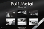 Full Metal by burnsplayguitar