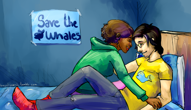 Savethewhales by Dawna-May