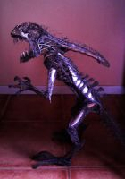 Alien sculpture update3 by braindeadmystuff