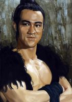 Bruce Lee serie clasica final by padraven
