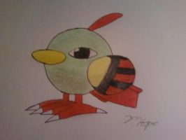40 Day Pkmn Challenge - Day 26 by Cody2897