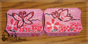 Butterfly Boxes by xAshleyMx