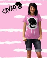 Savage tshirt 5 by tasteless-designs