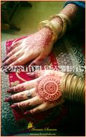 Mehandi designs After Colour~ by areemus