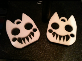 Zacharie Keyfob by AudioHeist