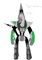 Anaras the spirit of metal and steel by pd123sonic