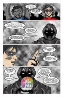 Universe's End Page 18 by mja42x