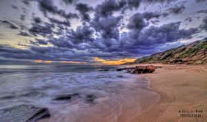 Point Lonsdale Beach by DanielleMiner