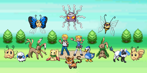 PKMNSW - Sprites by Endless-Mittens