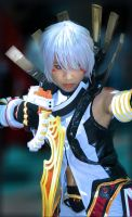 .hack//G.U. : Haseo X-th Form + Azure Kite by suuzan