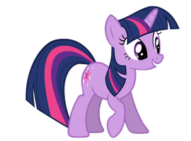 Twilight Sparkle - Vector by Coni-pony-girl