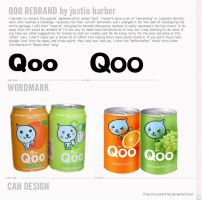 Qoo Rebrand by itsyouforme