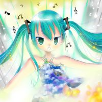"Miku's Dream ""Updated"" by luvMyself"
