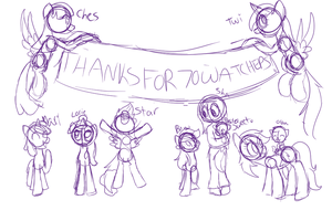 *WIP* Thanks for 70 Watchers!! by TheShadowArtist100