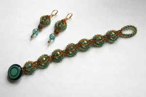 More micro macrame by ihni