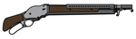 Winchester 1887 Trench Gun by CaldwellB734