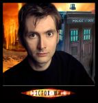 Doctor Who by Everild-Wolfden