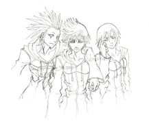 KH 358 by 2 Days trio -WIP- by cGeneticist