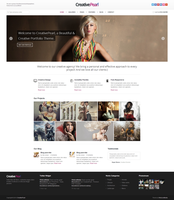 CreativePearl a Photography Wordpress Theme by the-webdesign