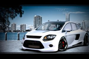FORD KUGA SHOWCARCONCEP by ROOF01