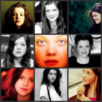 Moments of Georgie Henley by angelprincess101