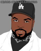 Ice Cube by Graffiti-Artist