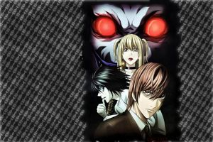 Death note by VML1212
