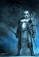 Samurai Storm Trooper Archer by cgfelker