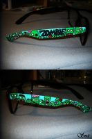 ZombieGlasses by Snaecka