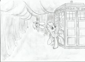 Box Out of No Where by ChickenSteve