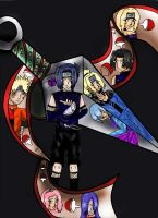 The next Gen Uchiha color by superjacqui