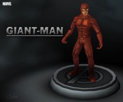Marvel - Giant-Man by davislim