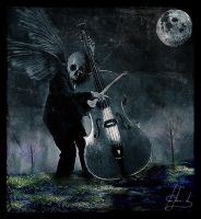 Deathcello Player by IrondoomDesign